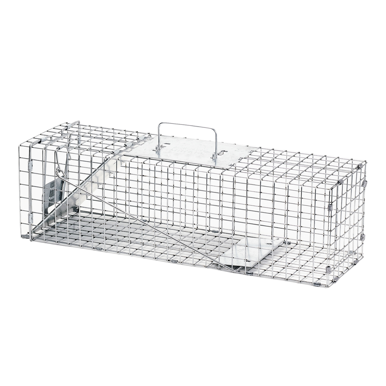 Havahart Medium 1-Door Live Animal Cage Trap