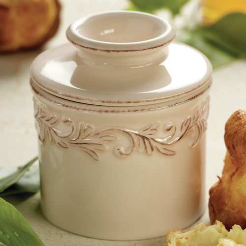 Gracie Oaks Antique 0.12 qt. Kitchen Canister