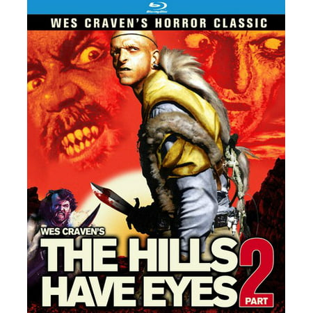 The Hills Have Eyes, Part 2 (Blu-ray)