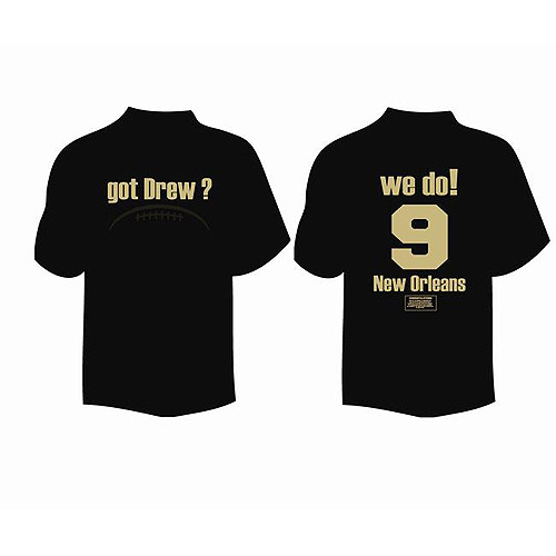 "New Orleans Football ""Got Drew?"" T-Shirt"