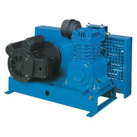 JENNY K1S-BS-115/1-ACGK Fire Sprinkler Air Compressor, 1