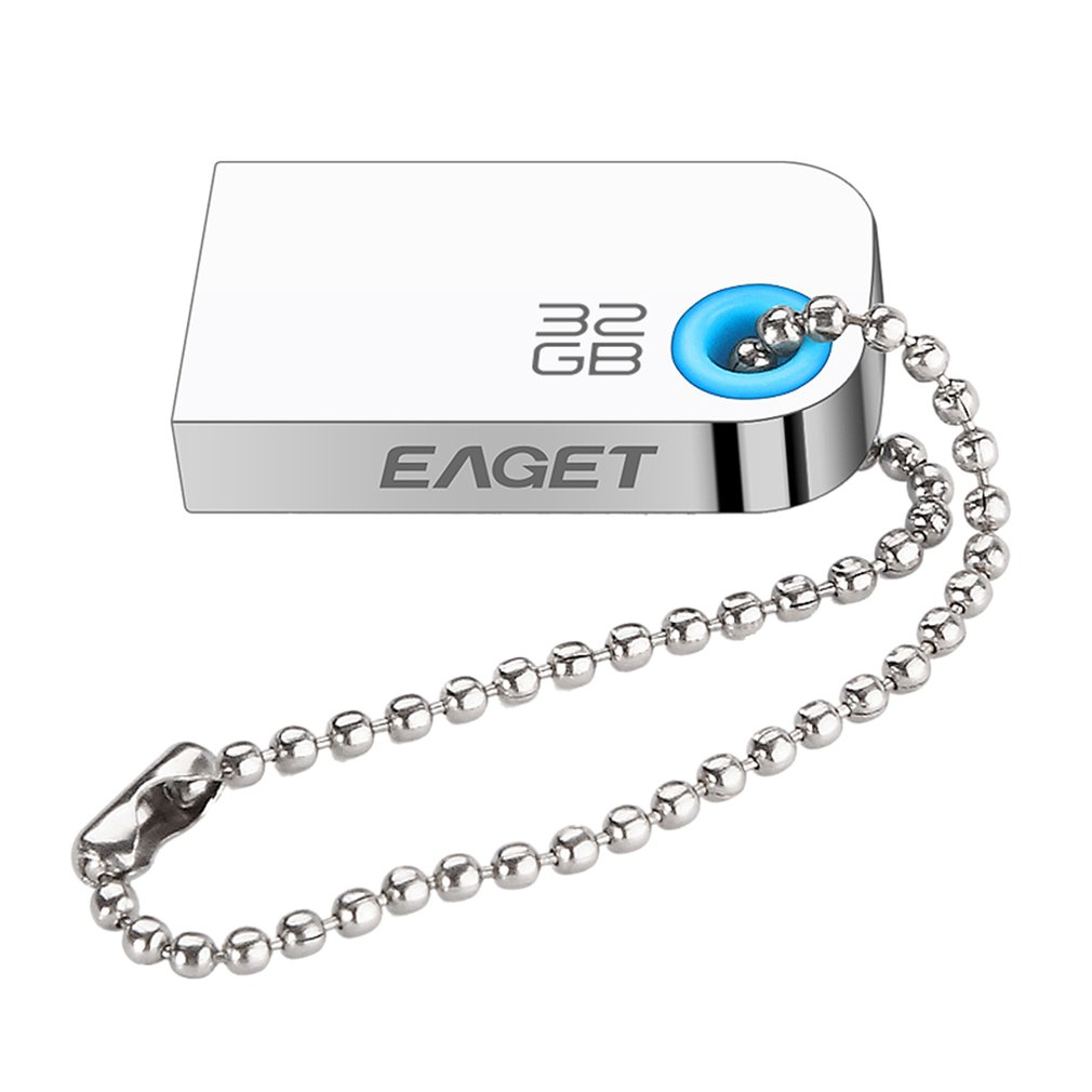 EAGET U9L USB2.0 Flash Drive Pen Drive Waterproof Memory Stick For PC Laptop