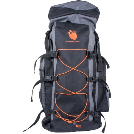 Emergency Essentials High Uinta Gear Trail Hiker Adult Hiking and Camping Backpack
