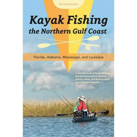 Kayak Fishing the Northern Gulf Coast (Best Fishing In Louisiana)