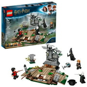 LEGO Harry Potter The Rise of Voldemort 75965 Wizard Battle Action Set (184 Pieces)