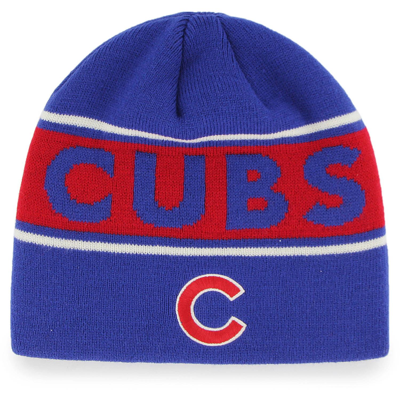 MLB Chicago Cubs Bonneville Knit Beanie by Fan Favorite