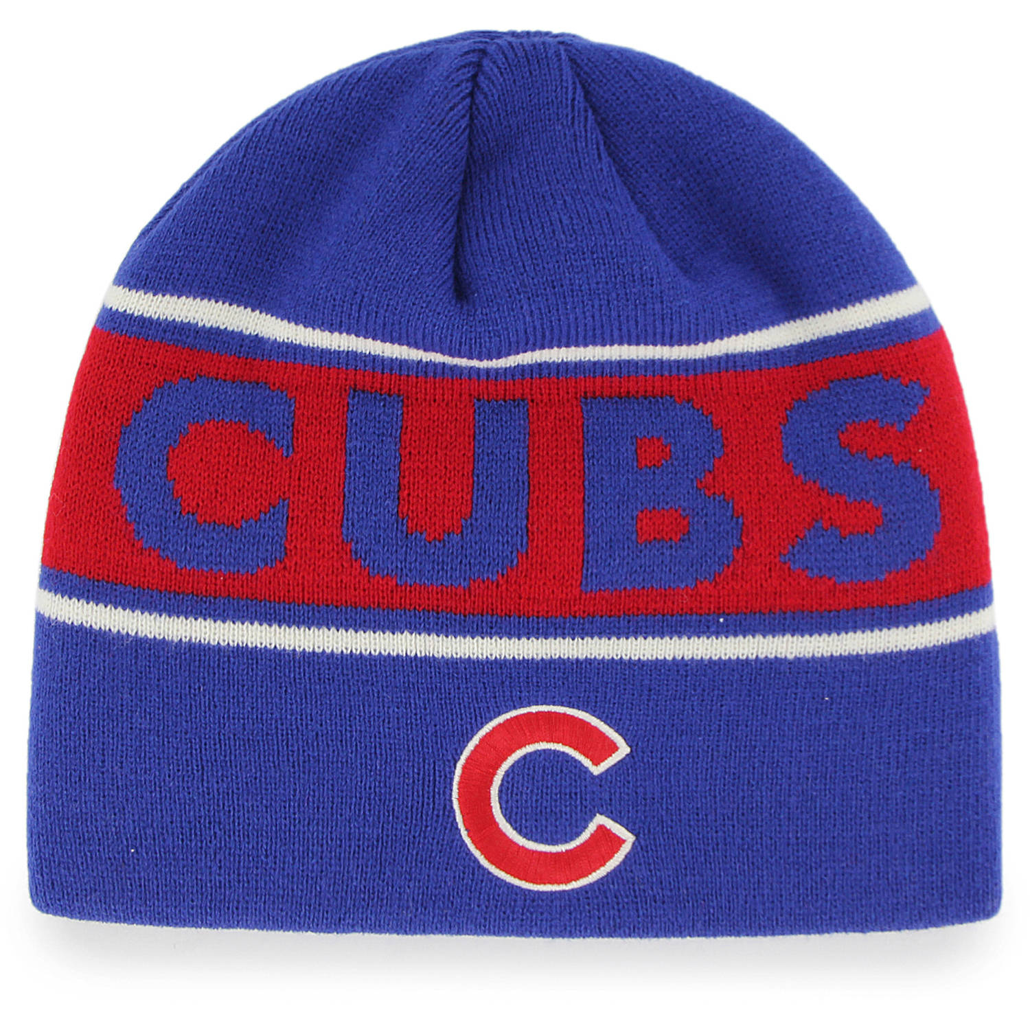 MLB Chicago Cubs Bonneville Knit Beanie by Fan Favorite