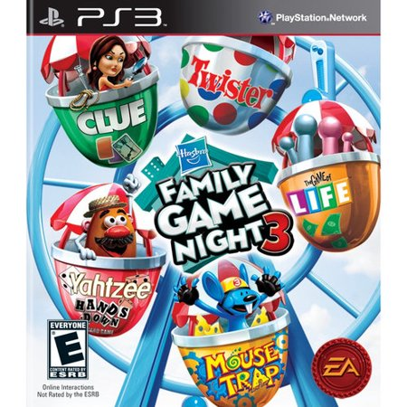 Hasbro Family Game Night 3 - Playstation 3