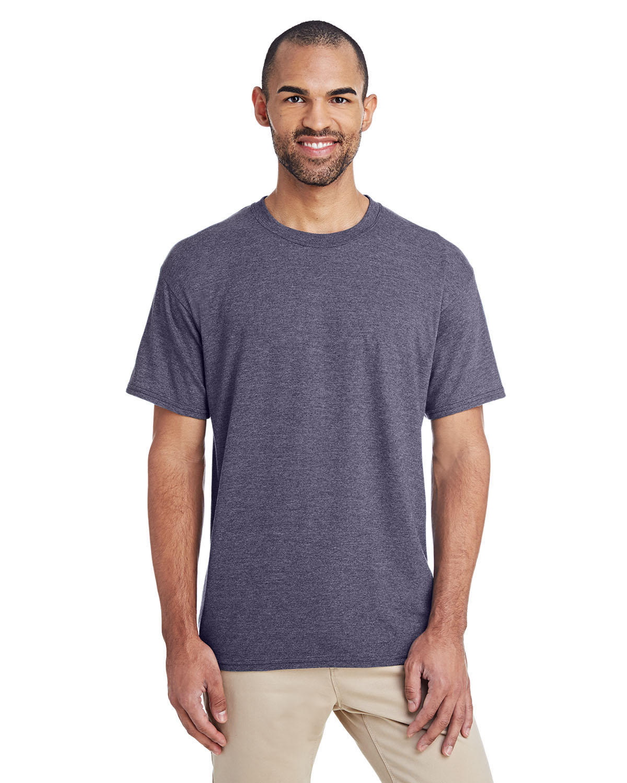 A Product of Gildan Adult 5.5 oz., 50/50 T-Shirt - HT SPRT DRK NAVY - M [Saving and Discount on bulk, Code Christo]