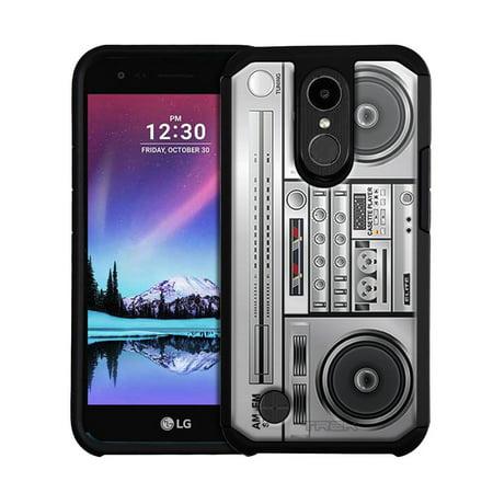 LG K20 V Hybrid Slim Case - Retro Boom Box - Walmart com