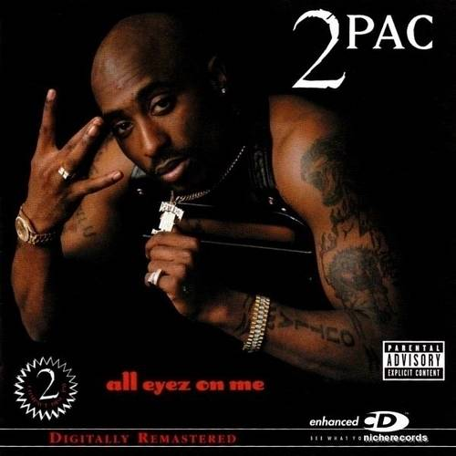 All Eyez On Me (Explicit) (2CD) (Enhanced CD) (Remaster)