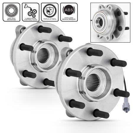 nissan frontier wheel bearing replacement