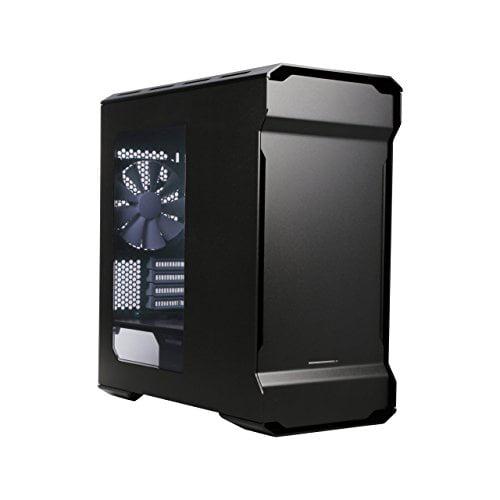 Phanteks Enthoo Evolv mATX Aluminum Tower Computer Case PH-ES314E_BK Black by Phanteks