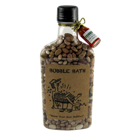 Raw Beans Hot Sauce Redneck Bubble Bath Fart Joke Funny Novelty Gag Gift](Good Gag Gifts)