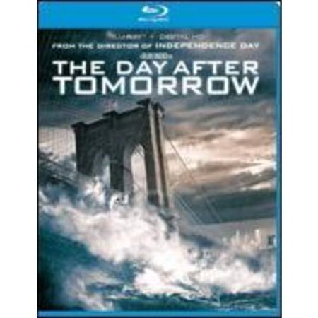 Image of The Day After Tomorrow (Blu-ray)