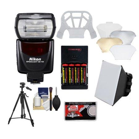 nikon sb 700 af speedlight flash softbox diffuser. Black Bedroom Furniture Sets. Home Design Ideas