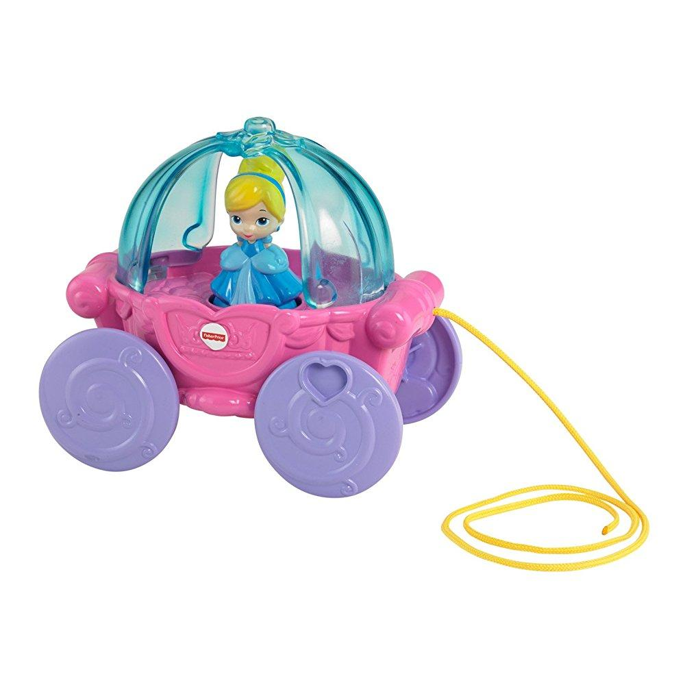 Fisher Price carriage pull toy by Fisher-Price
