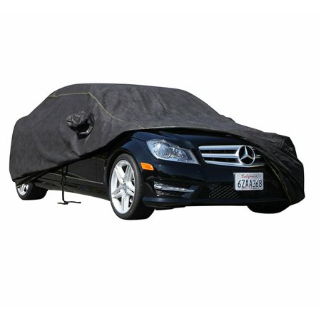 XtremeCoverPro 100% Breathable Car Cover for Select BMW 320i 325i 328i 330i 335i 335is M3 2001 2002 2003 2004 2005 2006 2007 2008 2009 2010 2011 2012 2013 (Jet Black)
