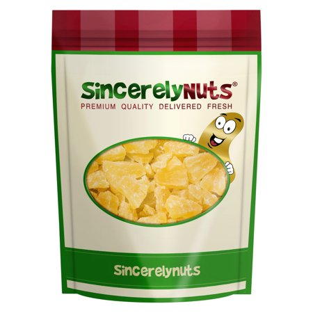 Sincerely Nuts Dried Pineapple Tidbits, 5 LB Bag