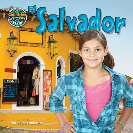 El Salvador - eBook (Best Places In El Salvador)