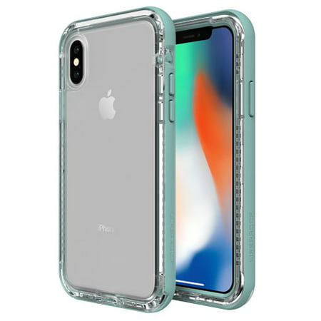 premium selection 4091f 44993 Lifeproof Next for iPhone X Case, Seaside
