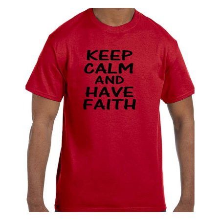 Christian Religous Tshirt Keep Calm and Have (Keep Calm And Have A Happy Birthday)