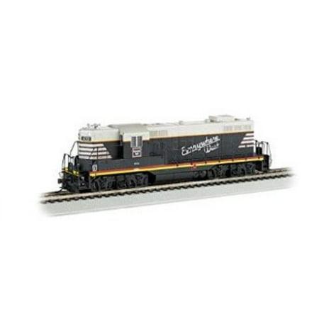 Bachmann EMD GP9 DCC Equipped Locomotive - BURLINGTON #272 (without dynamic brakes) (HO Scale)
