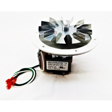 US STOVE, USSC & KING COMBUSTION EXHAUST FAN MOTOR KIT ()