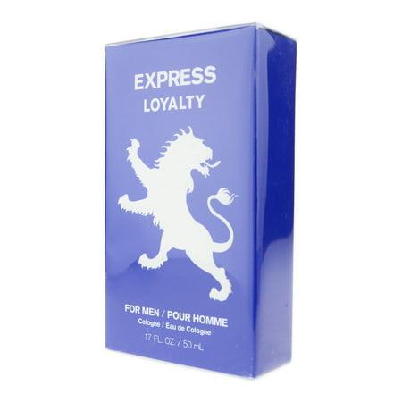 Express 'Loyalty For Men' Eau De Cologne 1.7oz/50ml New In Box](Express Men Sale)