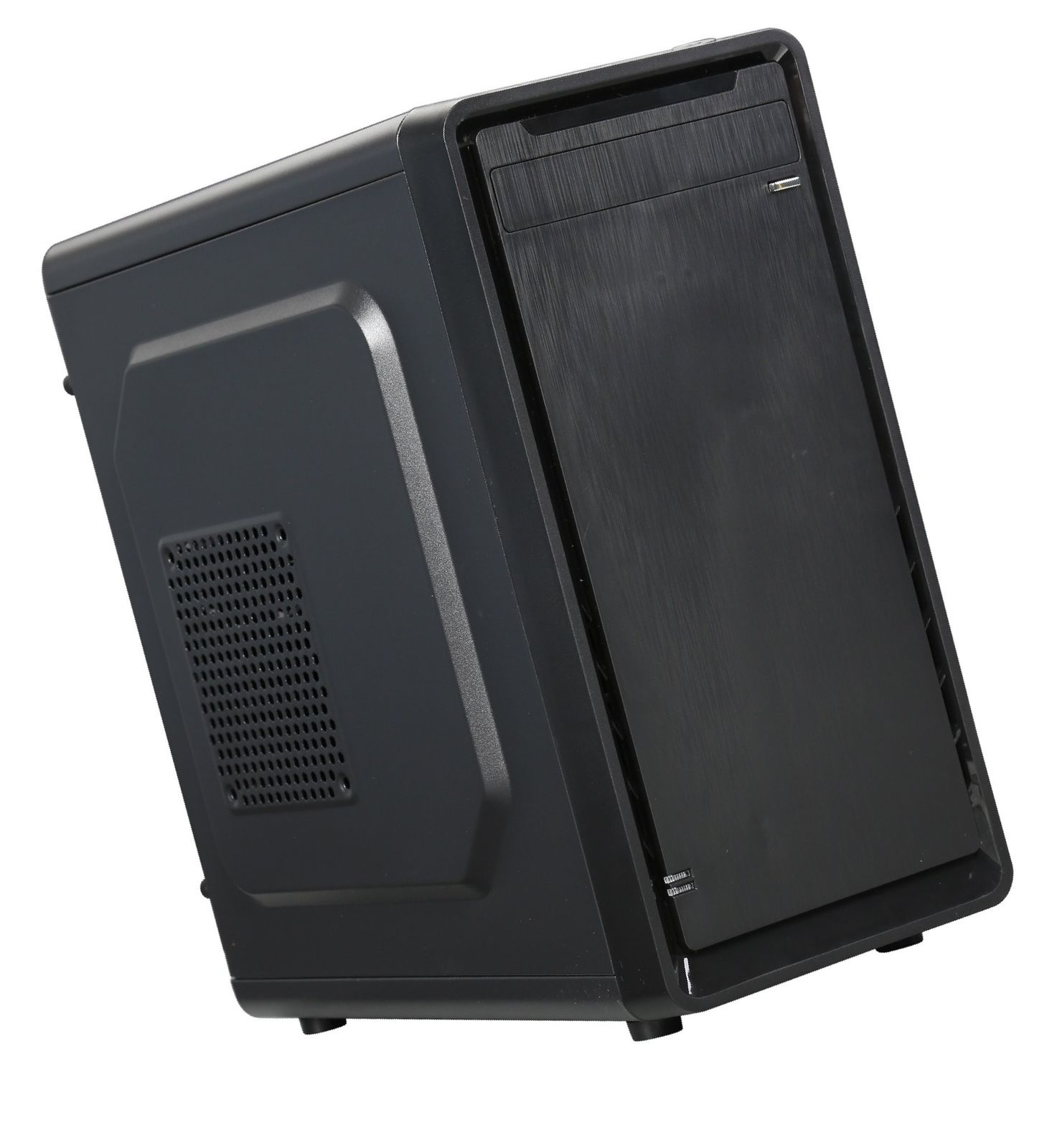 Rosewill Micro ATX Mini Tower Computer Case, Steel and plastic computer case ...