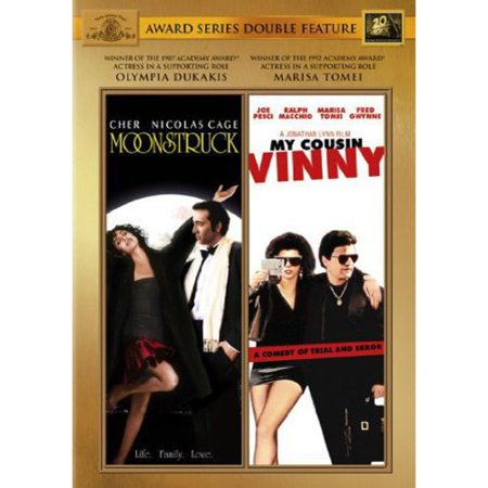 Best Supporting Actress Double Feature: My Cousin Vinny / Moonstruck (Widescreen)