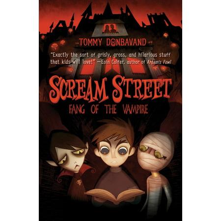 Scream Street: Fang of the Vampire - Vampire Fang