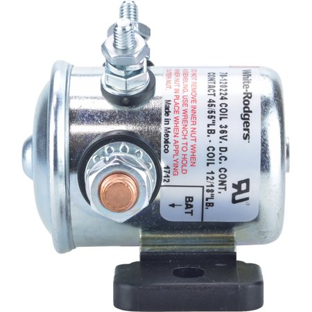 New DB Electrical 70-120224 36V White Rodgers Solenoid for Universal - White Rodgers Solenoid
