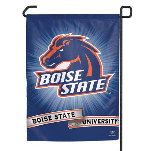 NCAA - Boise State Broncos 11x15 Garden Flag
