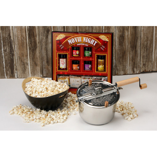 Wabash Valley Farms Whirley 3 Piece Stainless Steel Movie...