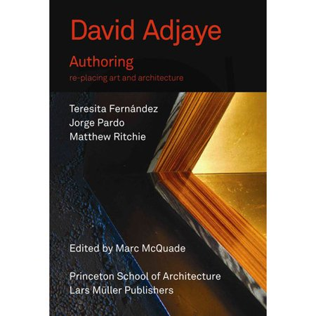 Authoring: re-placing art and architecture