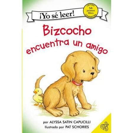 Bizcocho Encuentra Un Amigo : Biscuit Finds a Friend (Spanish - Halloween Para Un Amigo