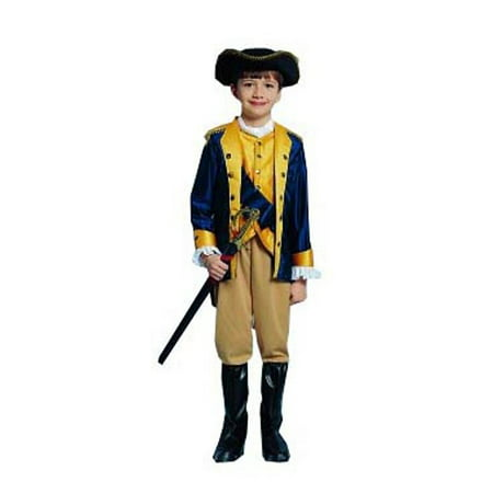 Child Patriot Boy Costume Franco American Novelties 49224](Novelty Costume)