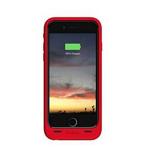 mophie juice pack Air for iPhone 6/6s (2,750mAh) - Red
