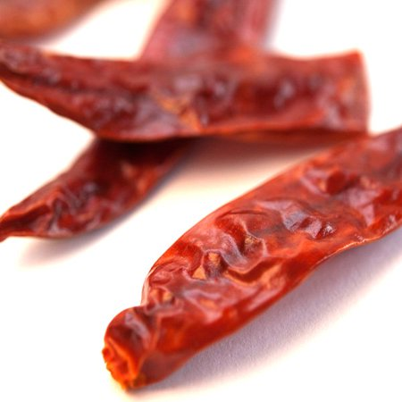 Japones Chile Peppers, Dried