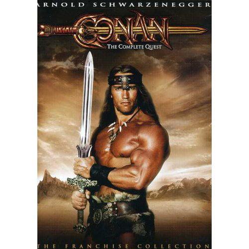 Conan: The Complete Quest (Widescreen)