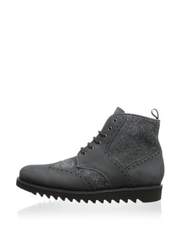 The Generic Man Men's Wingman Boot, Grey, 12 M US