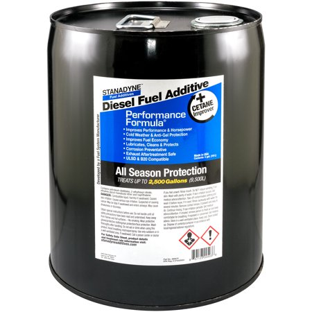 Stanadyne Performance Formula Diesel Fuel Additive - 5 Gallon Pail # 38567