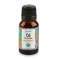 Zennery Certified Organic Pachouli Essential Oil