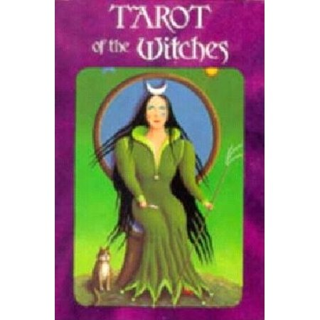 Tarot of the Witches Deck (Other) Gypsy Witch Deck