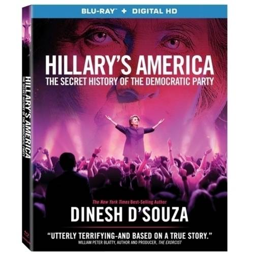 Hillary's America (Blu-ray   Digital HD)