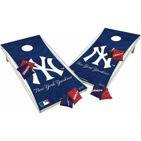 Wild Sports MLB Texas Rangers Tailgate Toss XL 2x3 MLB Shield