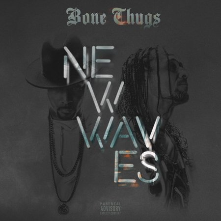 NEW WAVES (CD) (explicit)