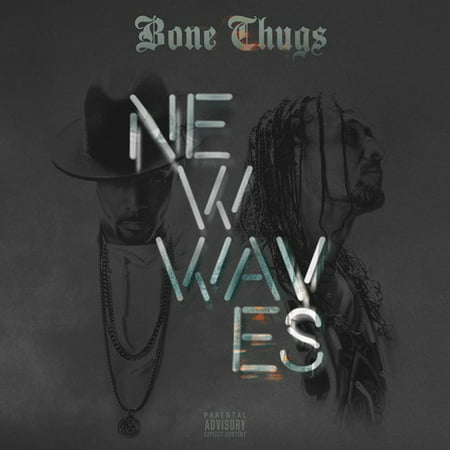 Bone Thugs - New Waves (Explicit) (CD)