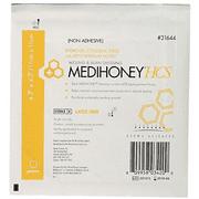 "Medihoney HCS Non Adhesive Burn and Wound Dressing 4.3"" x 4.3"" - 1 Dressing"